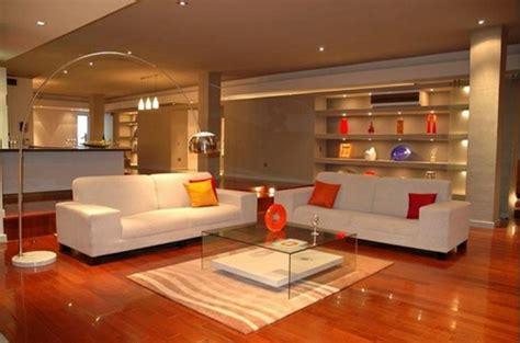 wohnzimmerleuchten modern 61 coole beleuchtungsideen f 252 r wohnzimmer archzine net