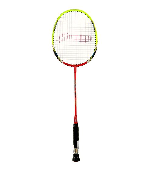 Raket Badminton Li Ning li ning smash xp 80 ii badminton racket buy at