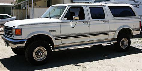 Four Door Bronco For Sale by 1990 4 Door Centurion Bronco For Sale
