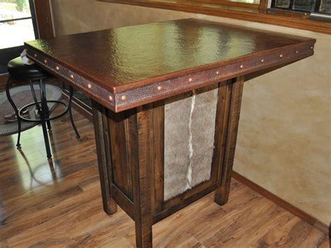 copper top kitchen table copper top kitchen table imagine copper kitchen table