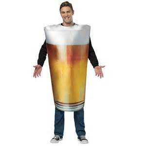 halloween dress up costumes pint of beer funny fancy dress up alcohol halloween theme
