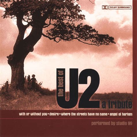 best u2 studio 99 the best of u2 a tribute cd album at discogs