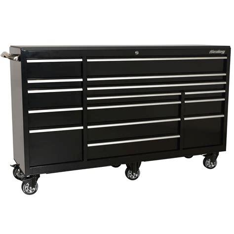Heavy Duty Drawers Storage by Sealey Heavy Duty Tool Storage Rollcab Roll Cab 15