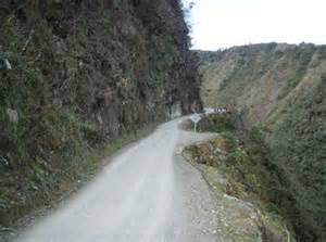 User s most dangerous roads