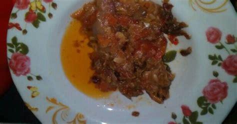 sambal korek  resep cookpad