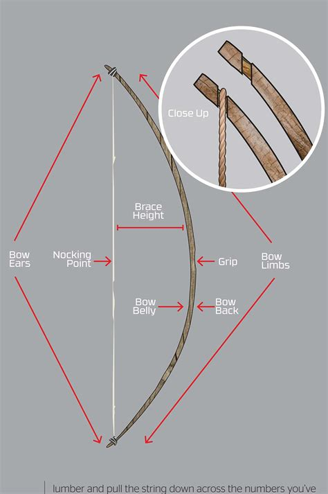 how to your to bow build your own survival bow recoil offgrid