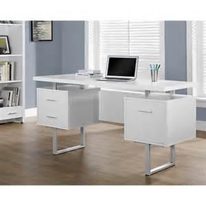 office depot white desk monarch retro style computer desk white by office depot