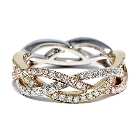 best 25 braided ring ideas on pretty rings