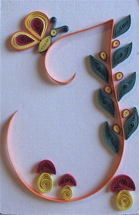 quilling alphabet tutorial 512 best quilling images on pinterest paper quilling