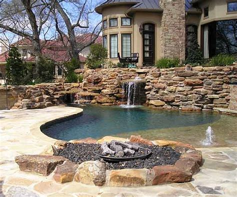 Projects using Stones and Landscaping Materials from All