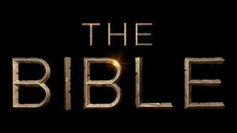 the bible logo the bible series