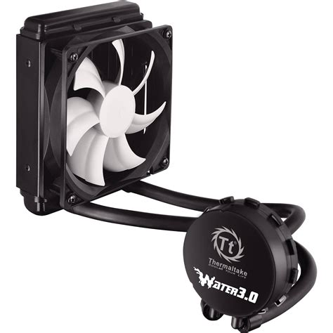 thermaltake water 3 0 performer c liquid cpu cooler clw0222 b
