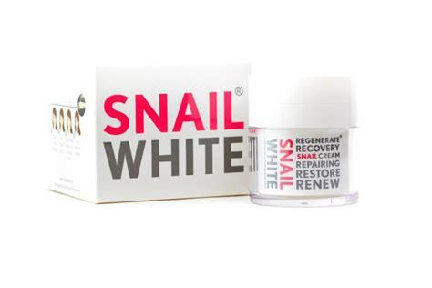 Snail White Original Thailand 5 Gram 1 namu snail white regenerate recovery renew repairing thailand best selling products