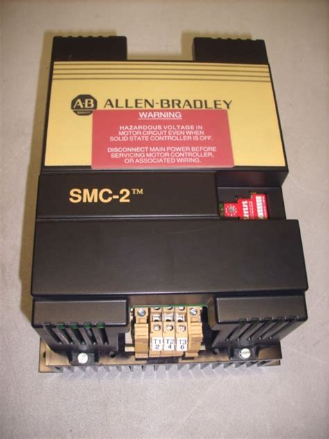 Allen Bradley 150 A35na Nd Soft Start Control Smc 2