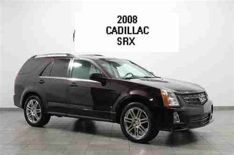 automotive air conditioning repair 2008 cadillac srx free book repair manuals purchase used 2008 cadillac srx in holt michigan united states for us 21 000 00