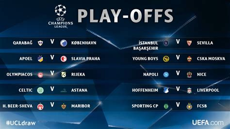 Calendrier Psg 2017 18 Liverpool To German Side In Uefa Chions League