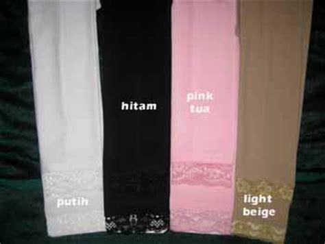 Manset Tangan Spandex Renda Pink T3009 3 stokin wudhu stokin wudu sarung lengan