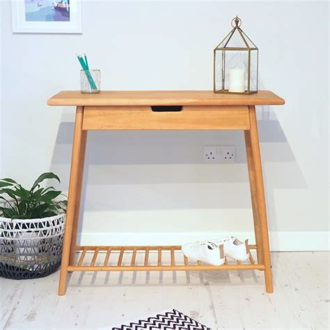 Wooden Console Table Stockholm Zaza Homes Stockholm Sofa Table