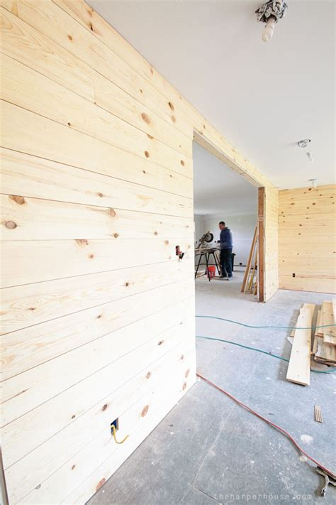 Shiplap Wall Where To Buy Shiplap The House