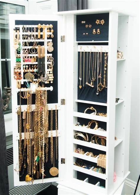 jewelry cabinet closet the coveteur
