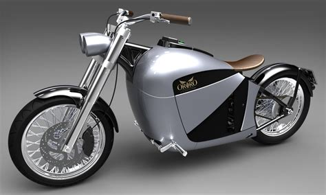 Orphiro Elektromotorrad by Orphiro Electric Motorcycle Airows