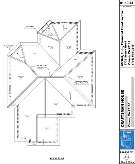 floor plan with roof plan moni inc elegence quality trust