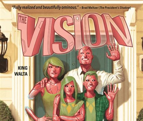 vision vol 1 little vision vol 1 little worse than a man trade paperback comic books comics marvel com