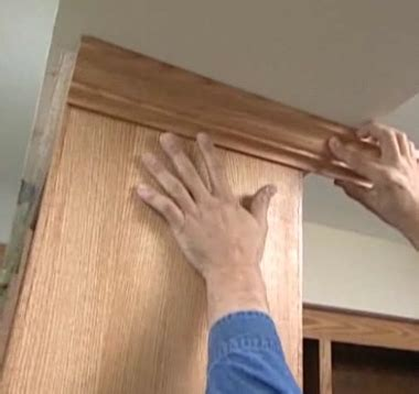 decorative wood trim for cabinets build dorm room storage choosing pulls and knobs for