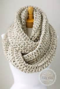 How Should An Infinity Scarf Be Crochet Infinity Scarves On Crochet Cowls