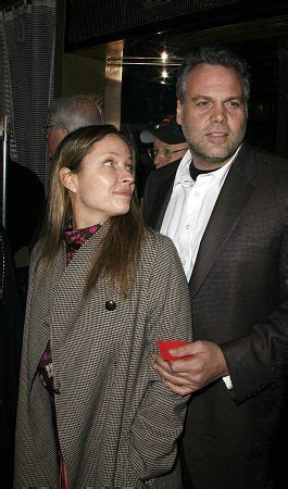 vincent d onofrio and wife photo coverage talk radio opening night