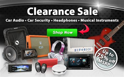 sonic electronix car audio stereo car subwoofers car clearance car stereos car speakers audio system