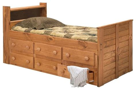 captain twin bed with underbed drawers pin by carrie on captian s beds