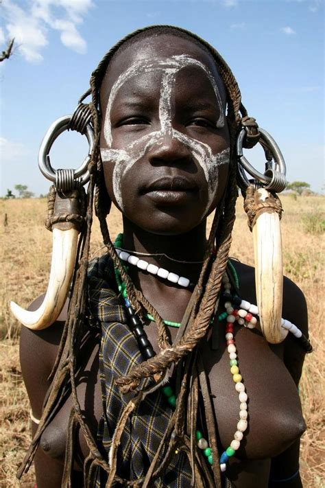 african tribe women 14 best tribus images on pinterest african women