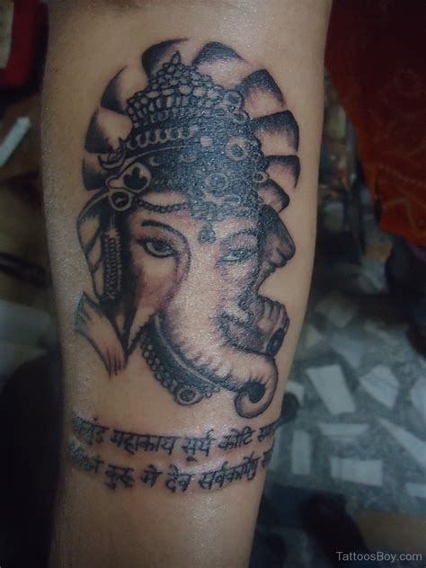 tattoo ganesha arm religious tattoos tattoo designs tattoo pictures page 38