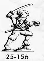 Katana R05 samurai and legends of nippon shop dixon miniatures