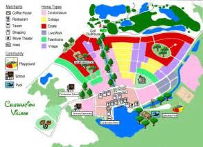 map of celebration florida celebration celebration florida