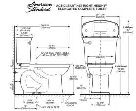 standard toilet in dimensions pictures to pin on
