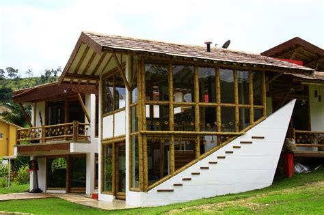 casa bambu casa bamb 218 casas verdes zuarq construcciones guadua