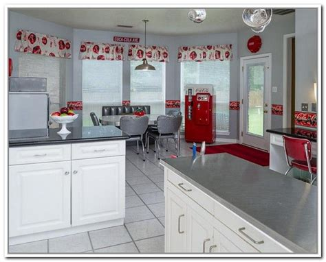 Coca Cola Kitchen Curtains 17 Best Images About Coca Cola Kitchen Ideas On Planters Kitchen Accessories And