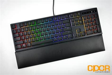 Razer Ornata Chroma review razer ornata chroma mecha membrane gaming keyboard