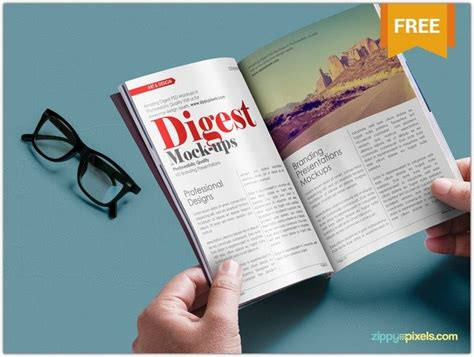 30 best magazine ad mockup templates web creative all