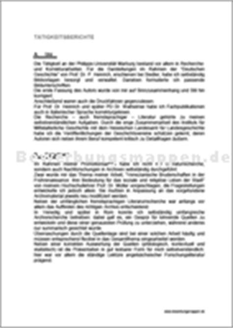 Praktikum Reflektion Muster Praktikumsbericht Muster
