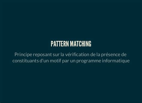 pattern matching in java html java le pattern matching