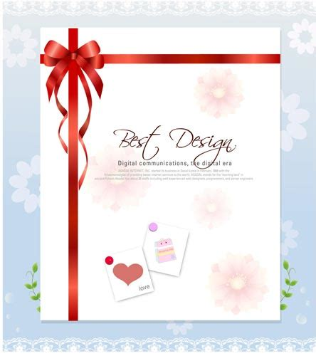 typography papers 8 paper cards design vector
