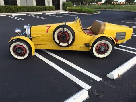 volkswagen bugatti 1929 vw bugatti replica