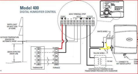 wiring diagram for aprilaire 700 help with aprilaire 400 wiring doityourself