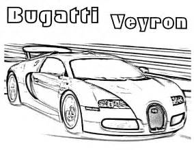 pages of free printable bugatti coloring pages for