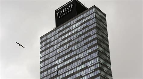trump tower residence erdogan calls for swift removal of trump name from