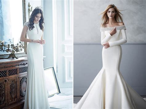 Figure Flattery: 18 Modern Chic Gowns For Hourglass Body