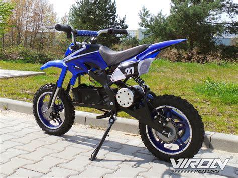 Mini Motocross Motorrad by Mini Moto Cross Lectrique Enfant 800 Watts Orange